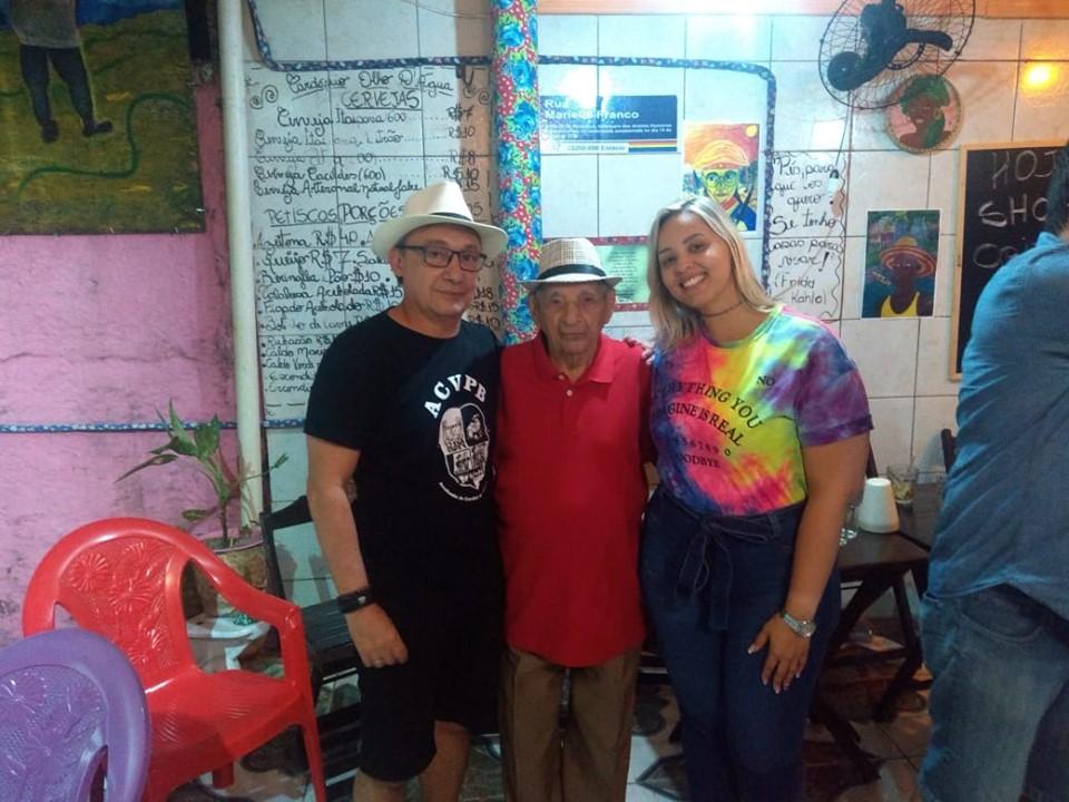 Photo of Poetas da Academia participam de sarau na Casa de Cultura Livre Olho D'água