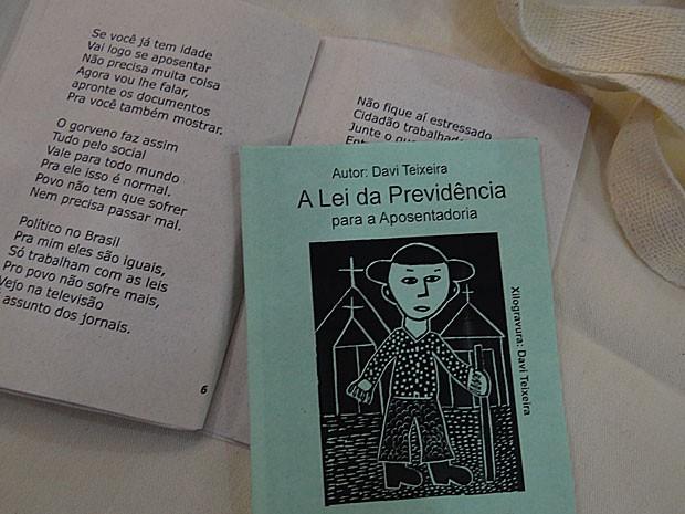Photo of Autor de folheto censurado em Pernambuco envia trabalhos para a Academia de Cordel do Vale do Paraíba
