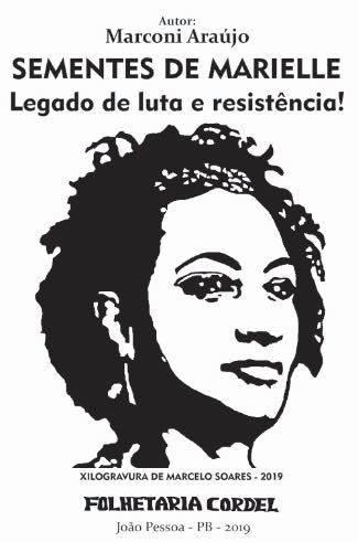 Photo of Empresa de Comunicação do governo censura folheto de Marconi Araújo sobre Marielle Franco