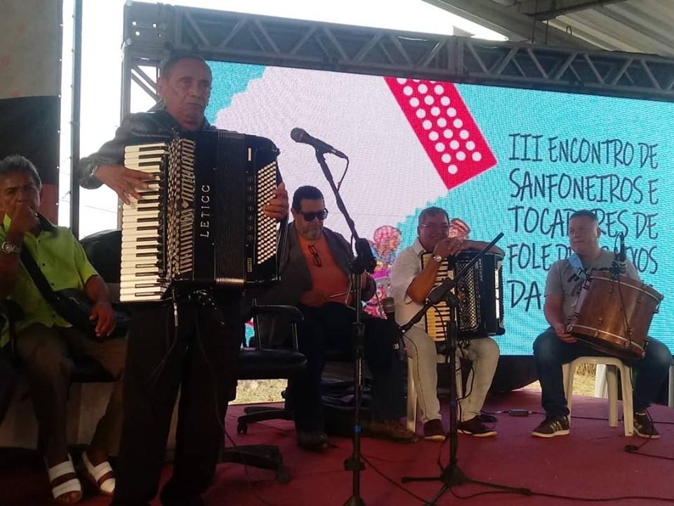 Photo of Academia de Cordel participa do III Encontro de Sanfoneiros