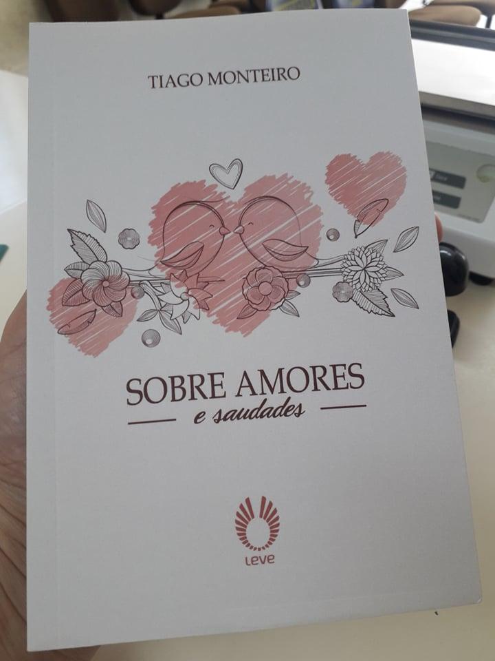 Photo of Poesia lírica de Tiago Monteiro tem pré-lançamento no Cariri paraibano