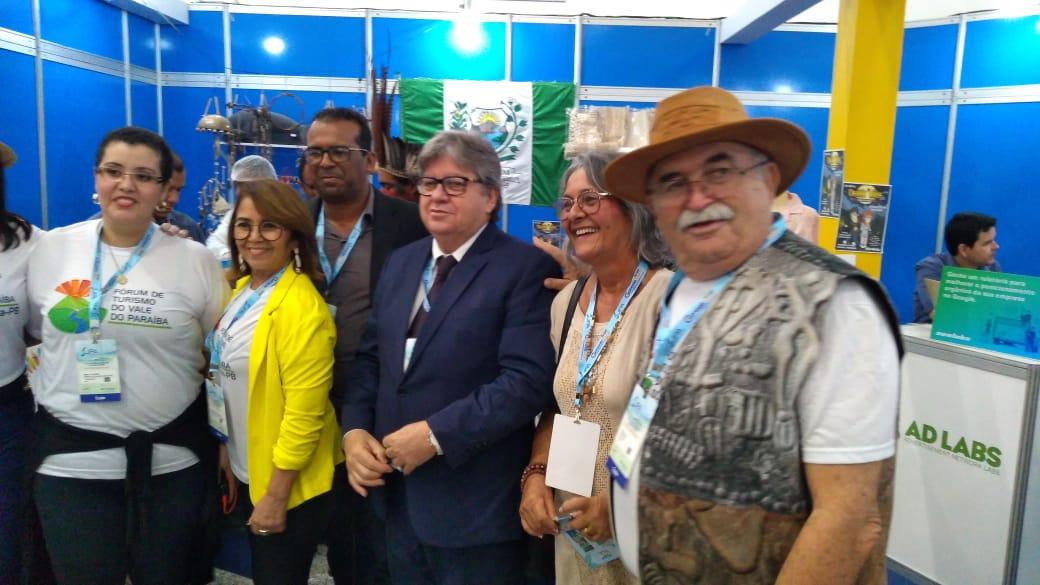 Photo of Academia de Cordel esteve presente em feira de turismo JPA Travel Market
