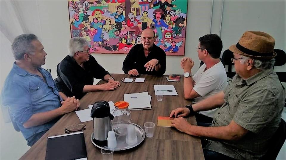Photo of Empenhamento dos cordelistas da Academia no Conselho Estadual de Políticas Culturais torna realidade Centro de Cordel e de Culturas Populares