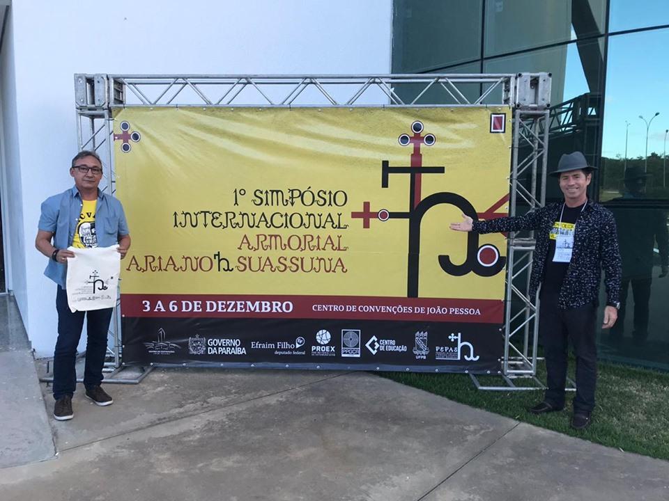 Photo of Academia de Cordel esteve presente em simpósio internacional