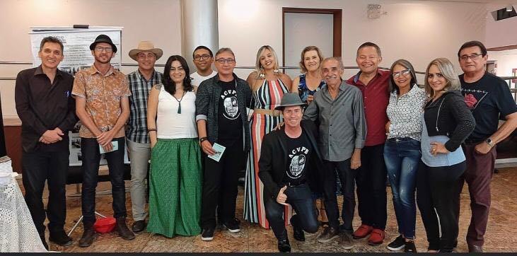 Photo of Último sarau Poemas e Cantos da Cidade em 2019 atrai bom público e alicerça parceria da Academia de Cordel com TCE
