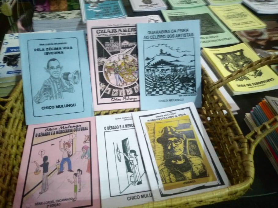 Photo of Poetas de todo o Brasil participam de concurso de folheto de gracejo promovido pela Academia