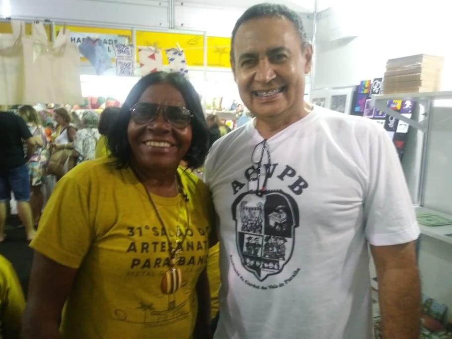 Photo of Artistas de Itabaiana se encontram no Salão de Artesanato Paraibano