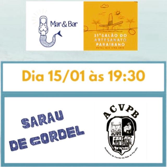 Photo of Academia promove sarau poético no Salão do Artesanato