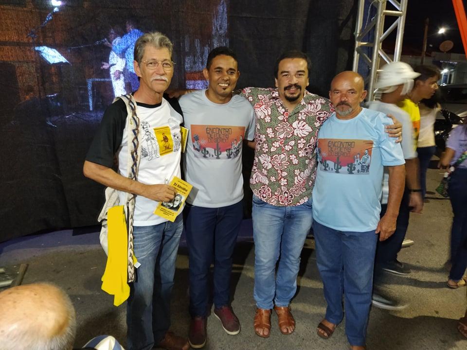 Photo of Encontro de poetas do Seridó teve presença de cordelistas da Academia
