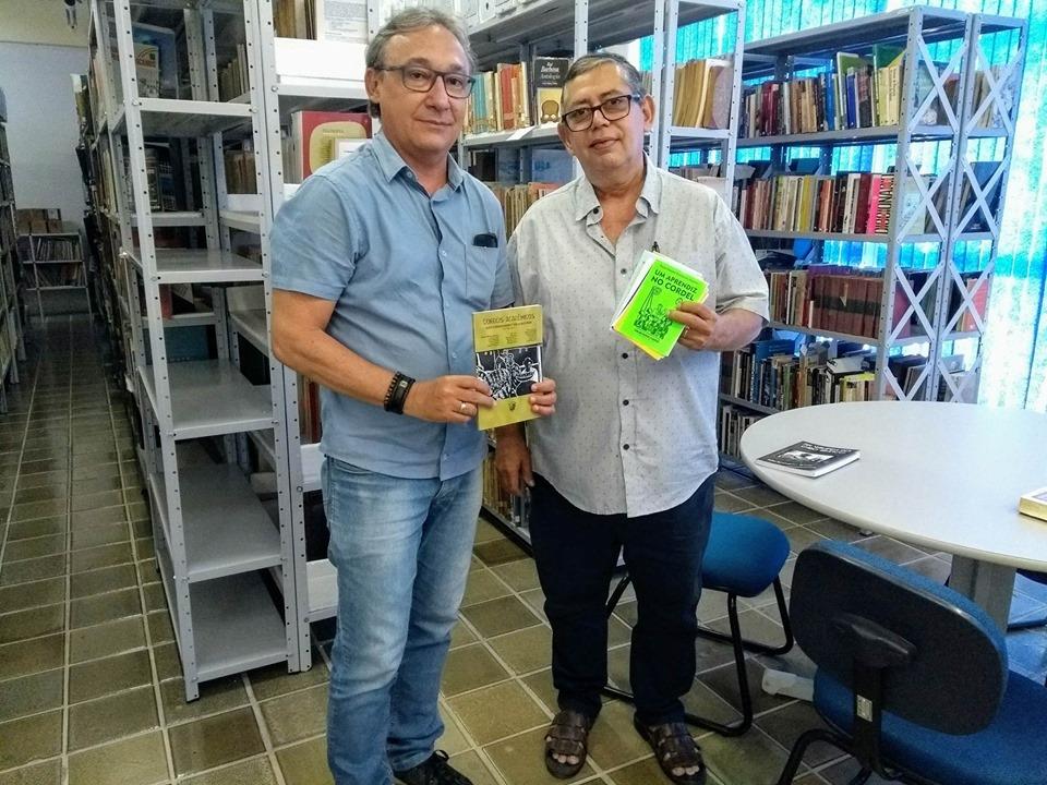 Photo of Fundação Casa de José Américo acena para parceria com Academia de Cordel