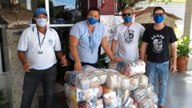 Photo of ACVPB faz entrega de cestas básicas no Hospital Padre Zé para moradores de rua