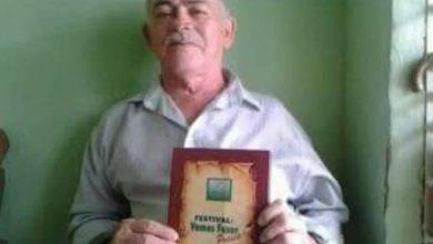 Photo of Academia lamenta falecimento do poeta Severino Melo