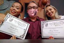 """Photo of Novas acadêmicas tomam posse no evento virtual """"Patrimônio cordel"""""""