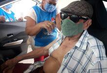 Photo of Decano da Academia de Cordel é o primeiro confrade vacinado contra a Covid-19