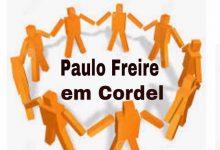 "Photo of Marconi Araújo lança chamada para o projeto ""PAULO FREIRE EM CORDEL"""