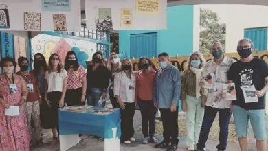 Photo of Apesar da pandemia, Academia de Cordel está presente na escola e na praça