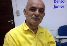 Photo of Poeta Bento Júnior ministra curso de cordel no CEART