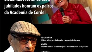 """Photo of """"Alô comunidade"""" homenageia poeta acadêmico João Theotônio de Carvalho"""